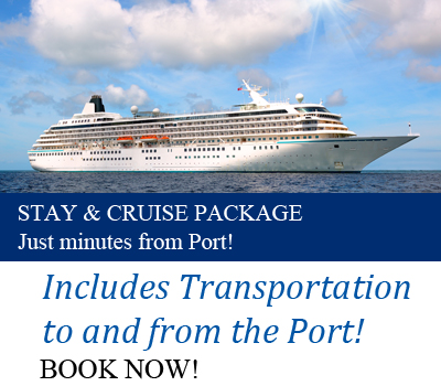 Stay & Cruise Package